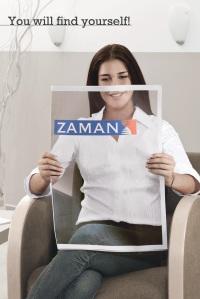 Imagen del periódico Zaman