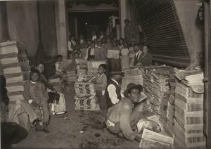 Imagen de vendedores de periódicos