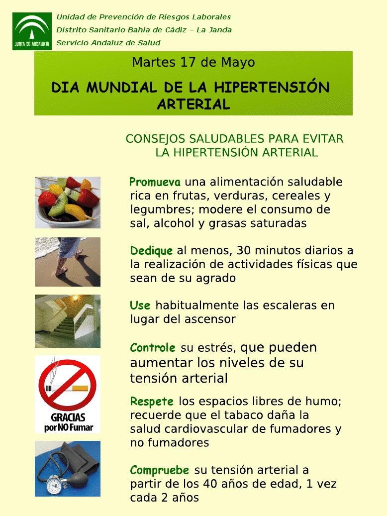 Consejos para prevenir la hipertensión