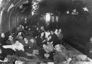 Metro de Madrid el 9 12 1936 AP