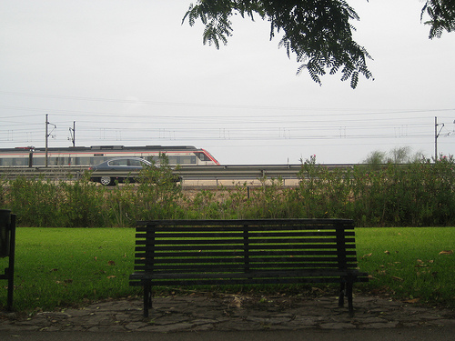 train-and-car