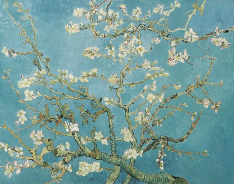 Imagen de Almond Blossom by Vincent Van Gogh