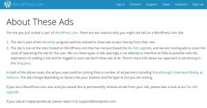 Imagen de WordPress ads