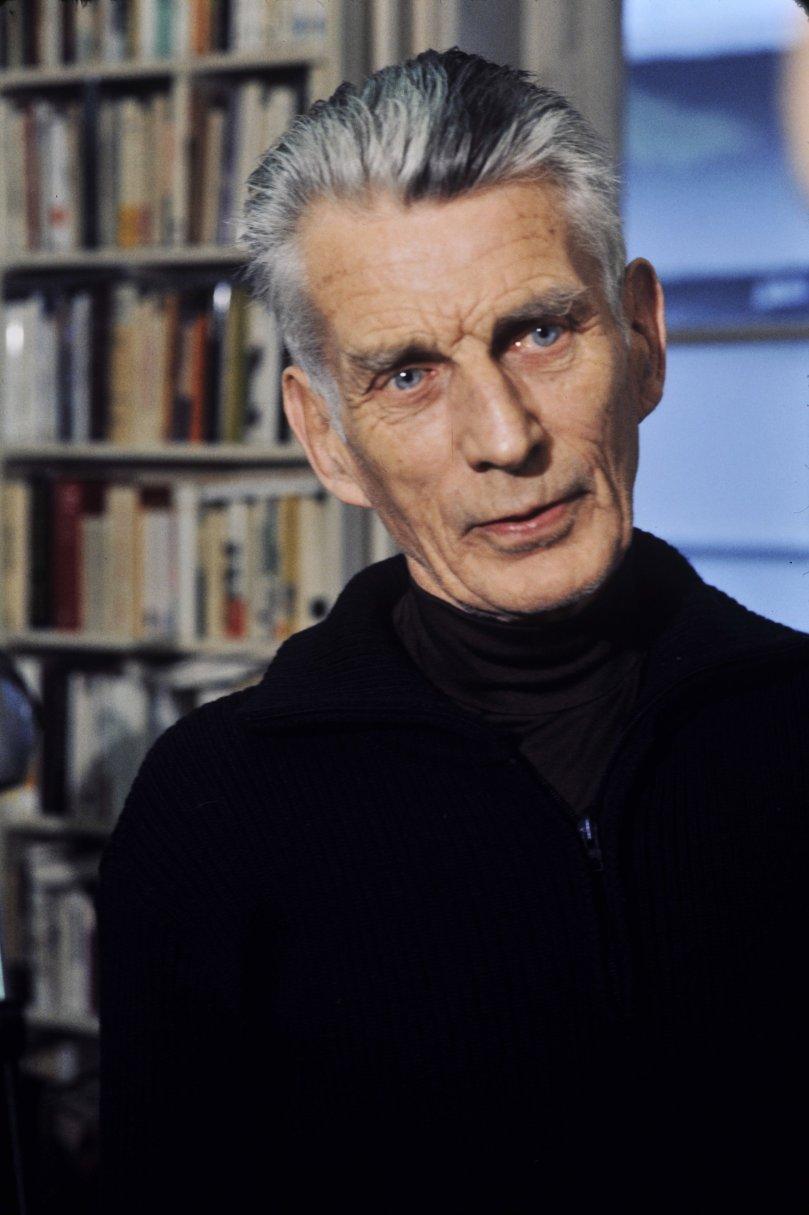 Imagen de Samuel Beckett por Roger Pic