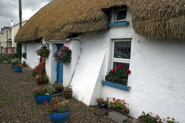 Imagen de choza de Irlanda