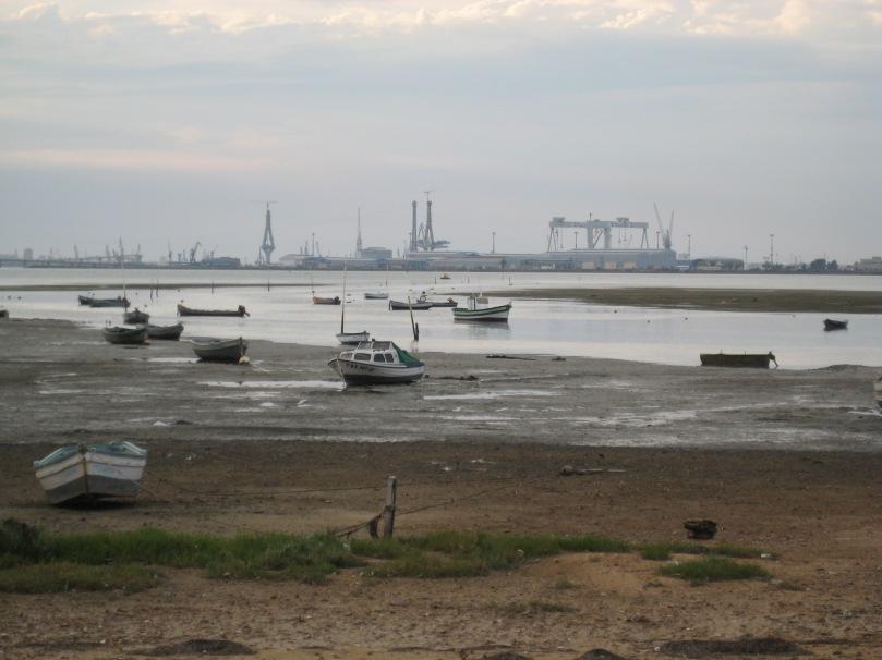 Imagen de barrio de pescadores