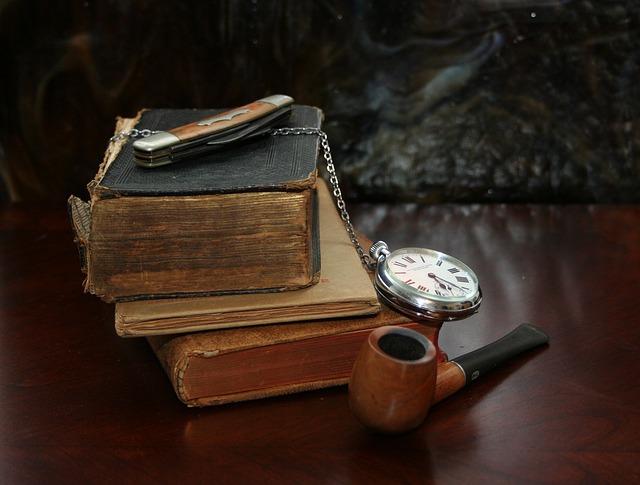 Imagen de las herramientas de un escritor