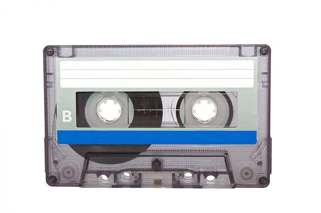 Imagen de cinta magnetofónica
