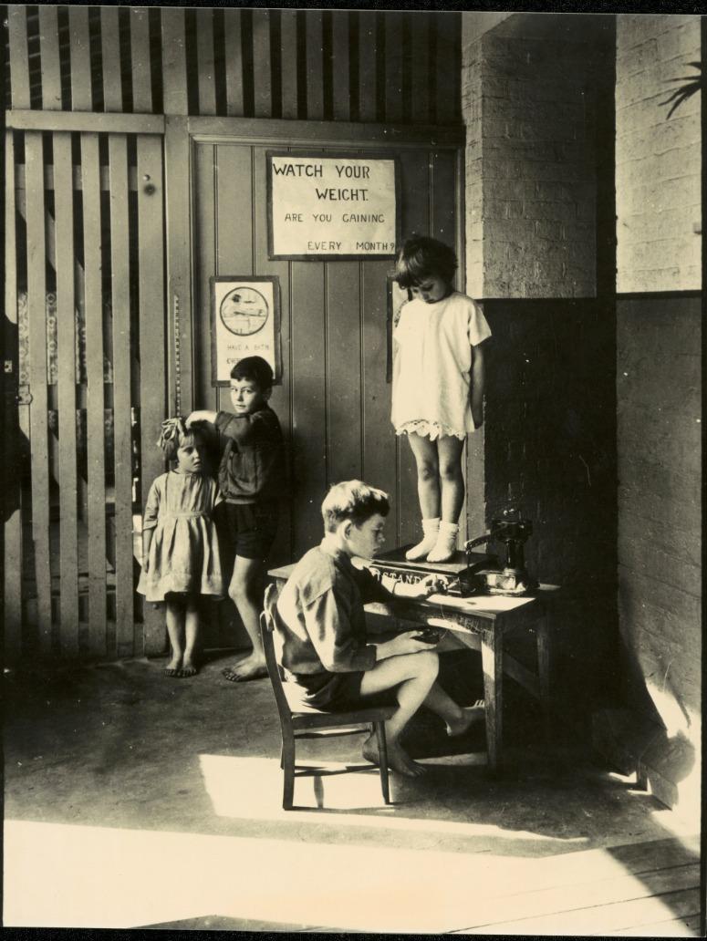 Imagen de medidas infantiles