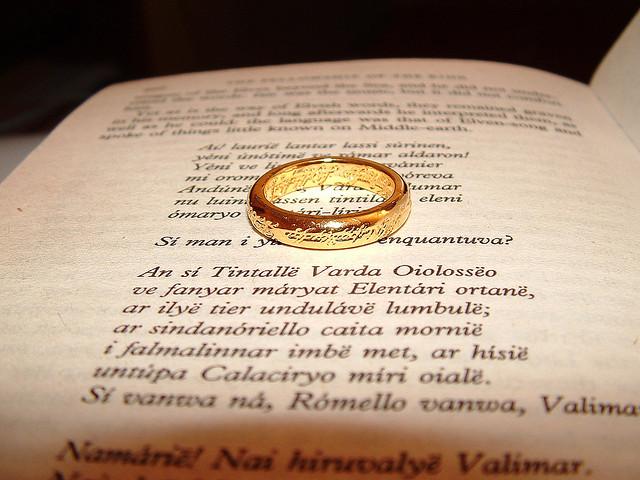 Imagen del libro El señor de los anillos