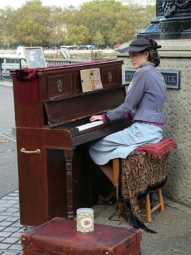 Imagen de la pianista