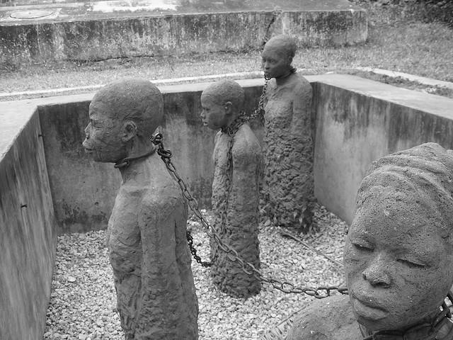 Imagen de la esclavitud