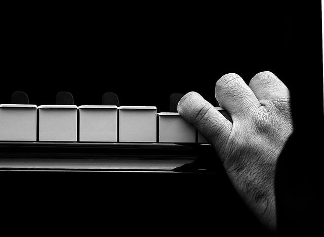 Imagen de piano jazz
