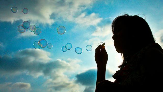 Imagen de burbujas