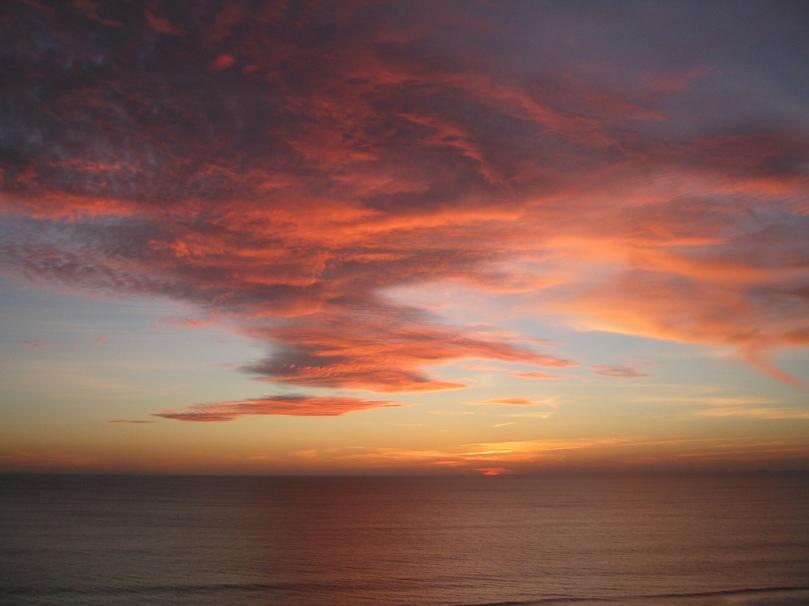 Imagen del horizonte