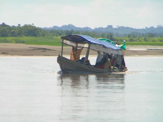 Imagen del Río Marañón