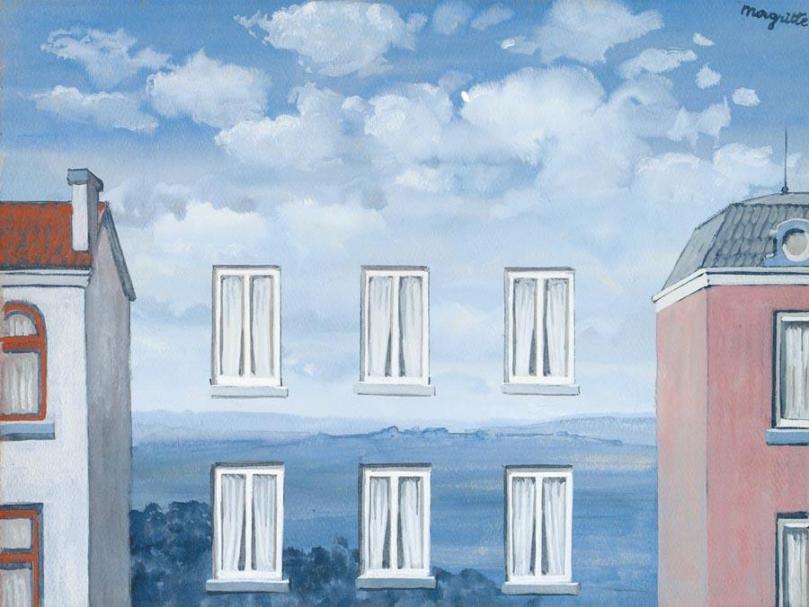 Imagen de L'Etat de Veille de René Magritte