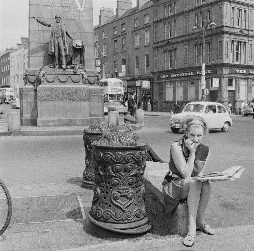 Imagen de Dublín en 1969