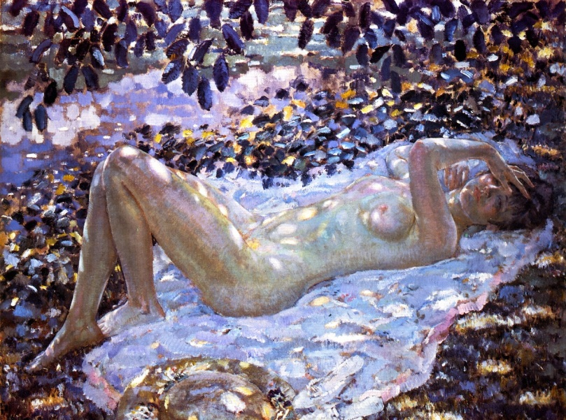 Nude-art-Frieseke