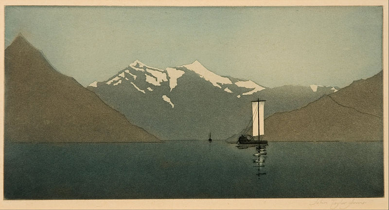 John_Taylor_Arms-On_Lake_Como,_Number_Two