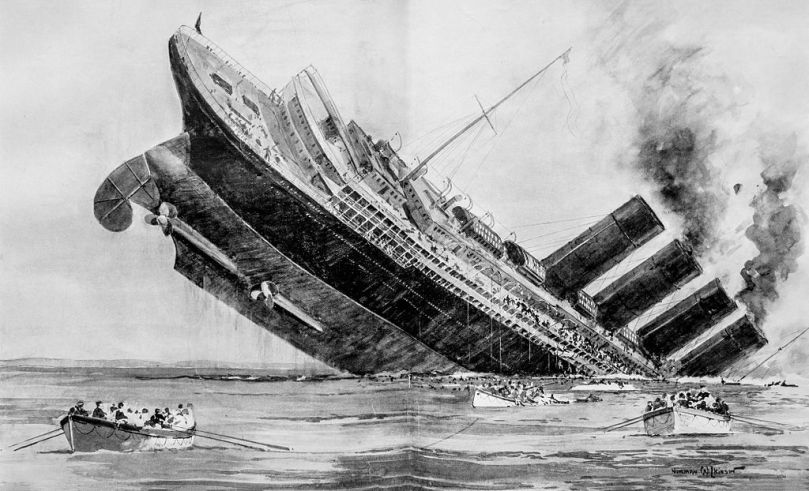 Sinking_of_the_Lusitania