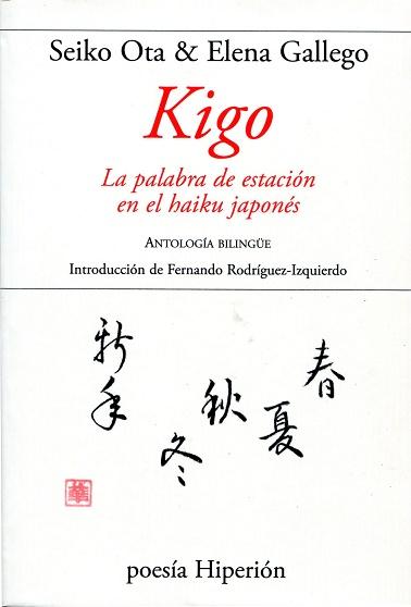 Libro sobre kigo