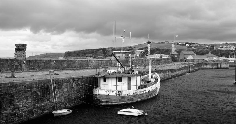 Cumbria boat