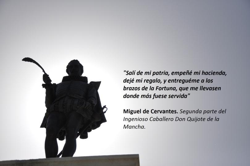 La Fortuna y Cervantes