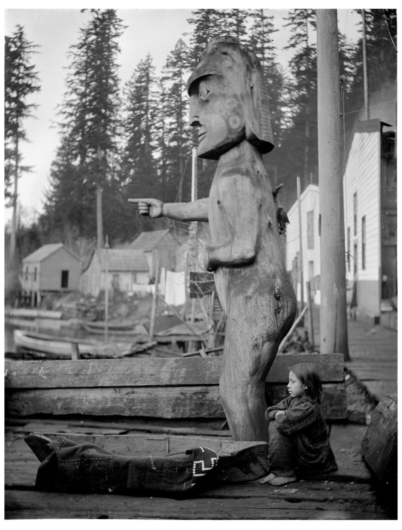 Vancouver Totem