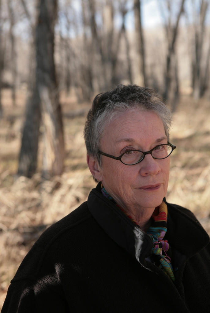 Image of the writer Annie Proulx