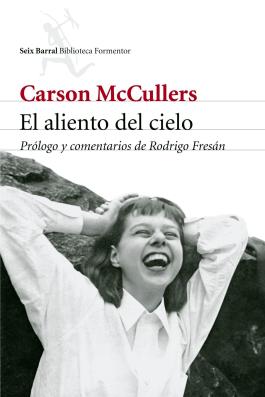 Portada de la edición española de los cuentos de Carson McCullers