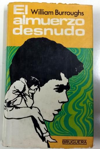 Imagen de la cubierta del libro El almuerzo desnudo